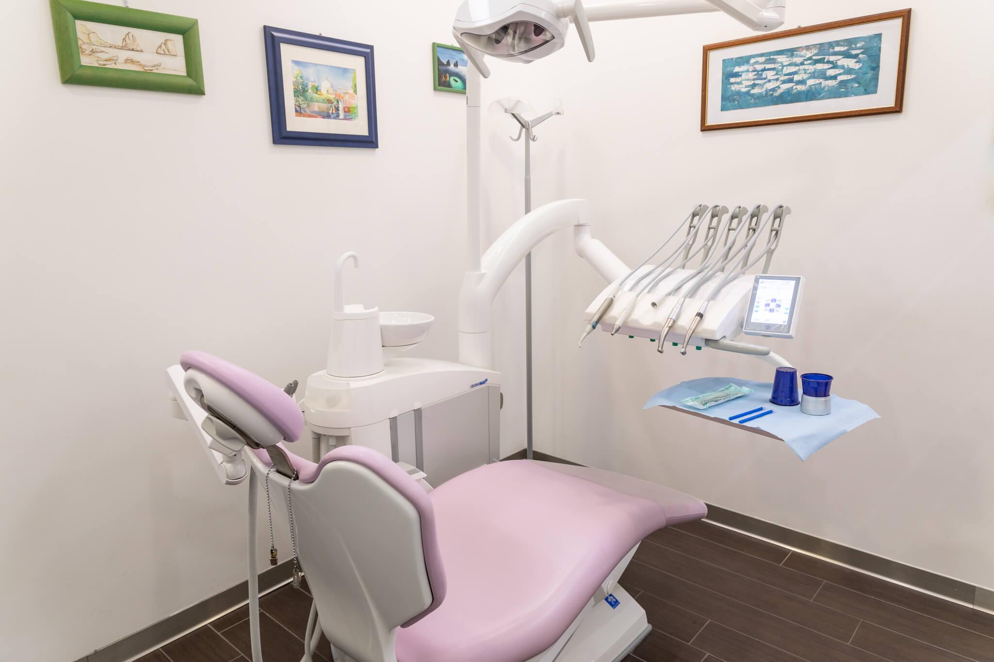 studio de vito odontoiatria digitale sorrento napoli